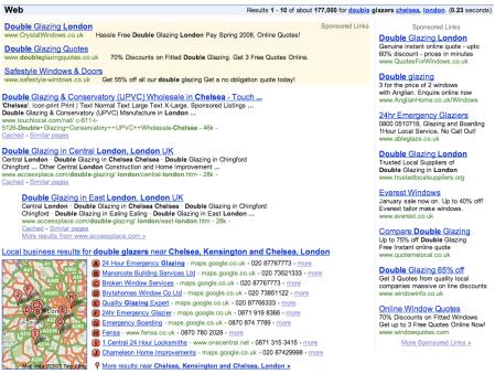 Google Local London