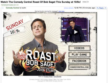 Bob Saget Roast