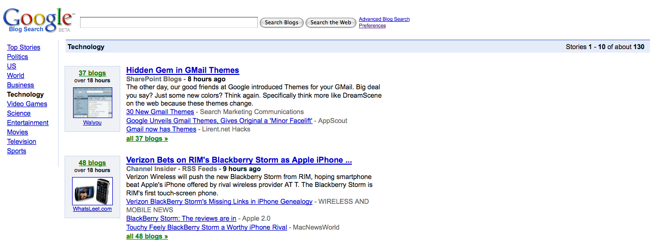 google blog search. Google Blog Search BetaGoogle