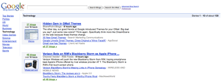 Google Blog Search Beta