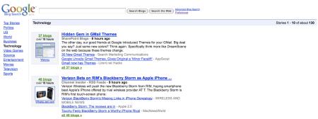 Google Blog Search Beta