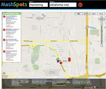 Find Businesses Anywhere