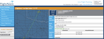 Private Aircraft Tracking