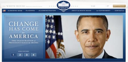 Whitehouse.gov Barack Obama Live