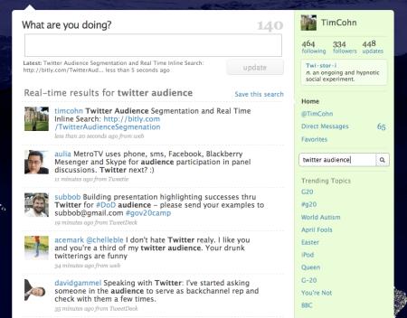 Twitter Audience Segmentation