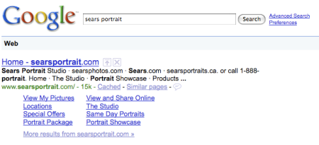 SearsPortrait.com