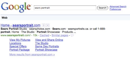 SearsPortrait.com