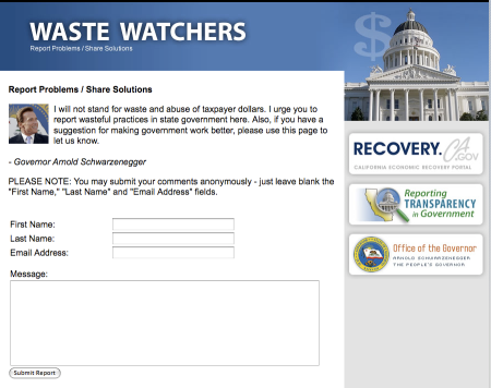 WasteWatchers.CA.Gov