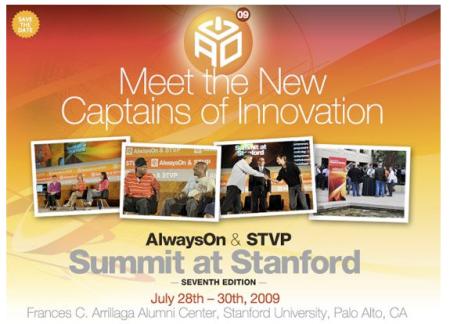 AlwaysOn Summit at Stanford