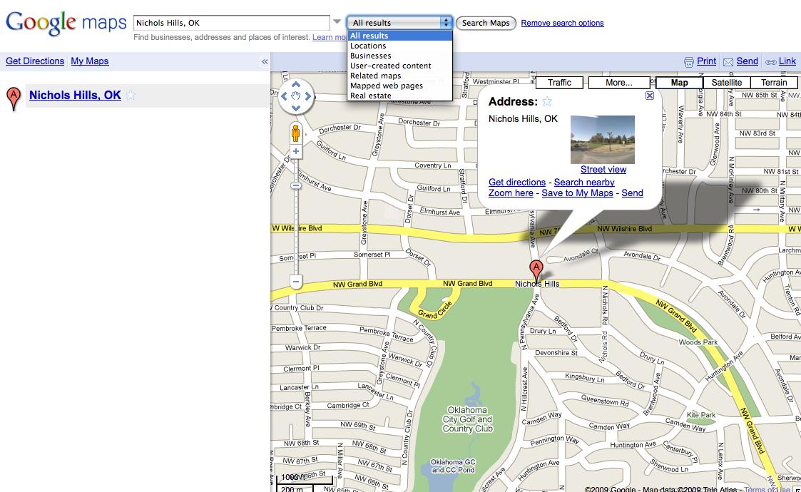 Street View - Stark Company Realtors