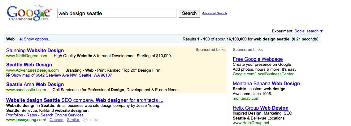 web searchers: