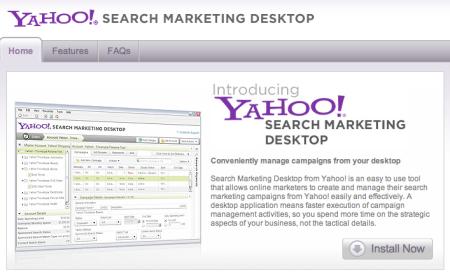 Search Marketing Desktop