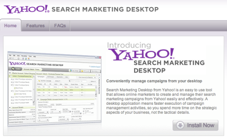 Search Marketing Desktop