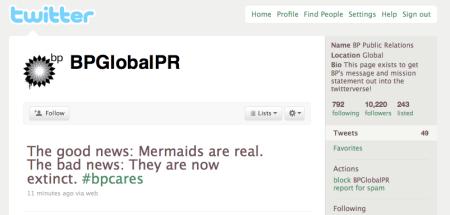 BP Global PR