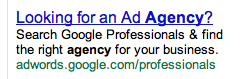 Looking for an Ad Agency?