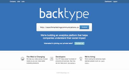 BackType