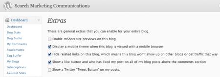 Now Showing Tweet Button