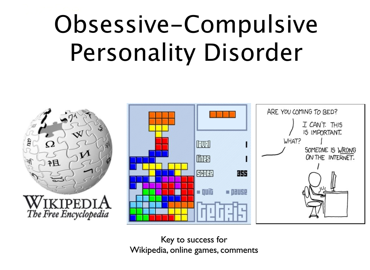 a comprehensive analysis of the obsessive compulsive disorder The earlier you seek treatment for obsessive - compulsive disorder (ocd), the better early treatment of ocd can reduce symptoms and lessen the disruption the illness can create within your life unfortunately, research shows that most people see an avera.